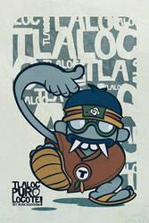 tributin tlaloc by raksodsgn