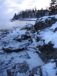 Icy Shore 2 by deadeye-stock