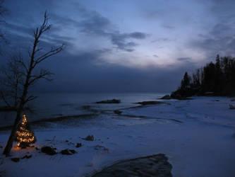 Belated Christmas by deadeye-stock
