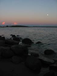 Rocky Shore by deadeye-stock