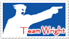 Team Wright stamp by MeiRenee