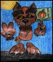 Fella-werewolf by Wol4ica