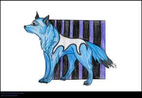 kitsune-no-yuki1 art-trade by Wol4ica