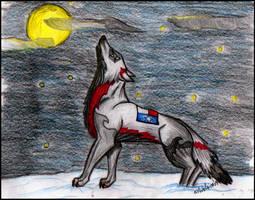 leyfe art-trade by Wol4ica