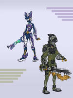 Keyblade Armor Series 2 by KajiMateria