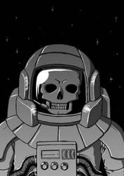 Cosmonaut by riko-kun