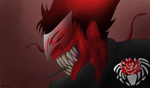 Symbiote Adam (RWBY x Marvel) by MechaG11