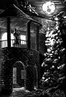 Ominous Building by mattandrews