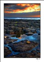 Kauai At Sunrise by kimjew