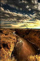 Rio Puerco NM by kimjew