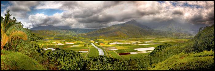 Kauai Northshore Valley by kimjew