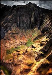 Canyon Walls by kimjew