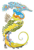Seahorses by NocturnalSea