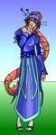 Acheya - Adventurer by yaneshwolfe