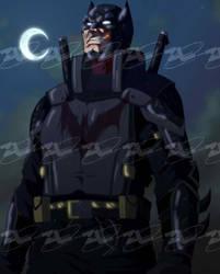 The Bat Man by Zanpakuto-Leader