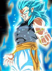 Legendary Super Warrior - Legendary SSGSS by Zanpakuto-Leader