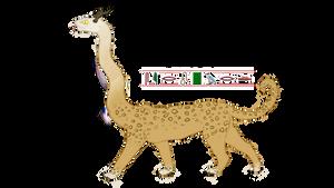 Mythical challange #2 Serpopard (Egypt) by Drzuma