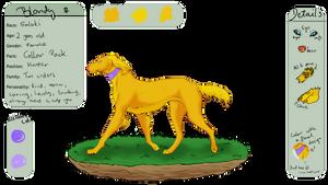 Blondy | DOG [WL REF] by Drzuma