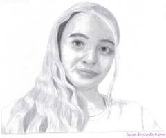 Self Portrait by lisuje
