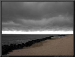 Stormy Inlet by renaissanceman3