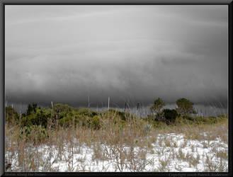 Storm Along the Dunes by renaissanceman3