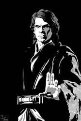 Anakin Skywalker - Darkness Rising by frostdusk