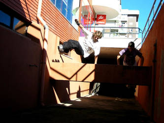 Free and not Parkour by JPCasainho