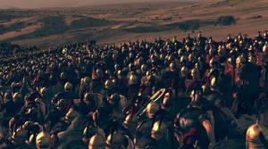 Battle of Philippi by Freelancerrook