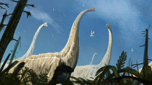 Brachiosaurus altithorax by highdarktemplar