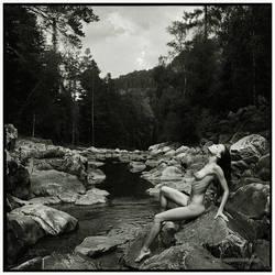 Goddess of the rocks 8 by amelkovich