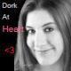 Dork At Heart by LovelyPsychoS
