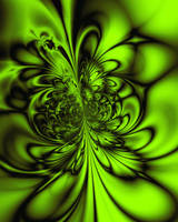 Ignition Green by AbstractedEye