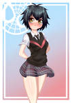 Peni Parker by carlo7542
