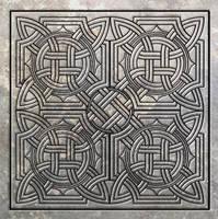 Stone knot design by bertw63