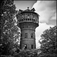 Watertower by RafalBigda