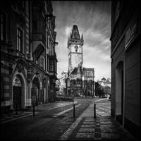 In Prague 3 by RafalBigda