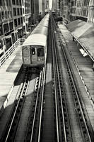 Chicago L VIII by DanielJButler