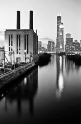 Chicago CV by DanielJButler