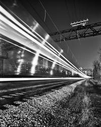 Chicago Metra XII by DanielJButler