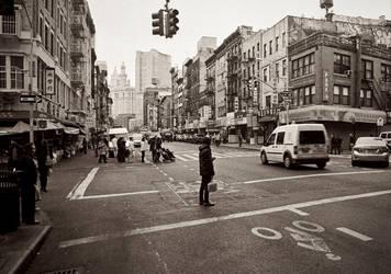 New York City XLIX by DanielJButler