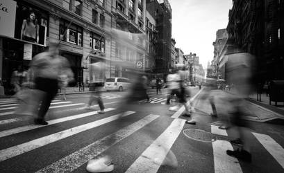 New York City L by DanielJButler
