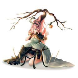 Invidia - 7 Deadly Sins by Thylrienn