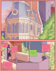 Miraculous ladybug - Unreceived PAGE 122 by Hogekys