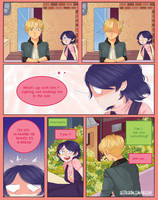 Miraculous ladybug - Unreceived PAGE 124 by Hogekys