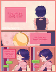 Miraculous ladybug - Unreceived PAGE 127 by Hogekys