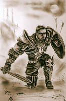 King Alistair by ClarkVador