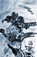 Mass Effect by ClarkVador