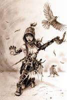 Morrigan (best quality) by ClarkVador