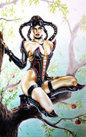 Euridice in New-Eden by ClarkVador