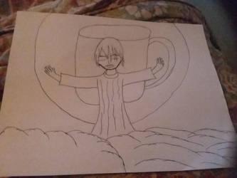 Lord of Coffee Kyzer by SecretProdigyHeart